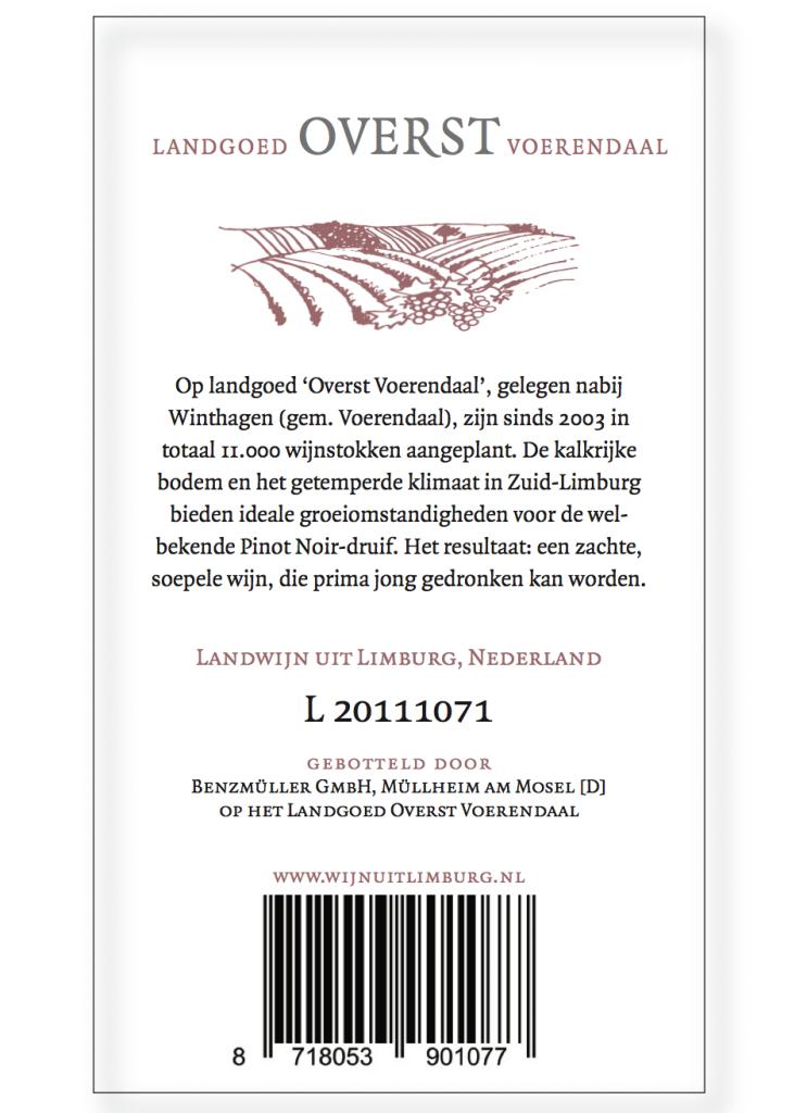 Tekst voor 7 wijnetiketten