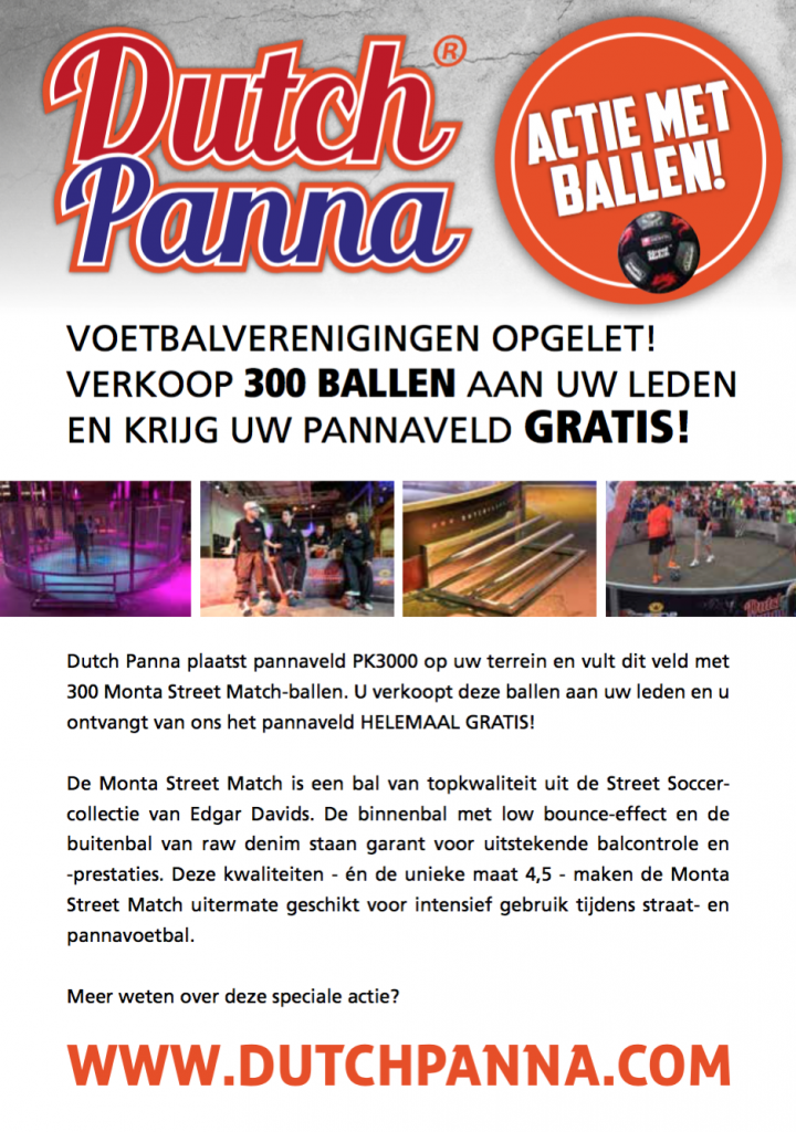 flyer Dutch Panna